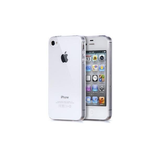 赤字販売【iphone4/4s専用】【アイフォン4s ケース TPU 透明 薄型】高透明度 オシャレなクリア 保護カバー ソフトケース|meitsu-2|02