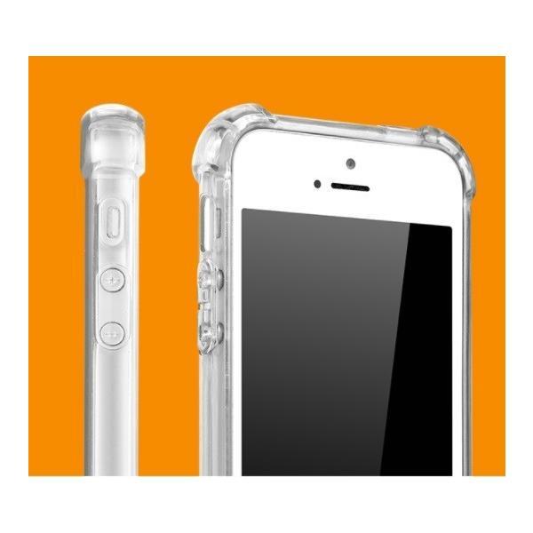 お試し【iphone4/4S専用 衝撃吸収 TPU】アイフォン4s iphone ケース TPU 透明 クリアケース 4 ソフトケース カバー 耐衝撃|meitsu3|03
