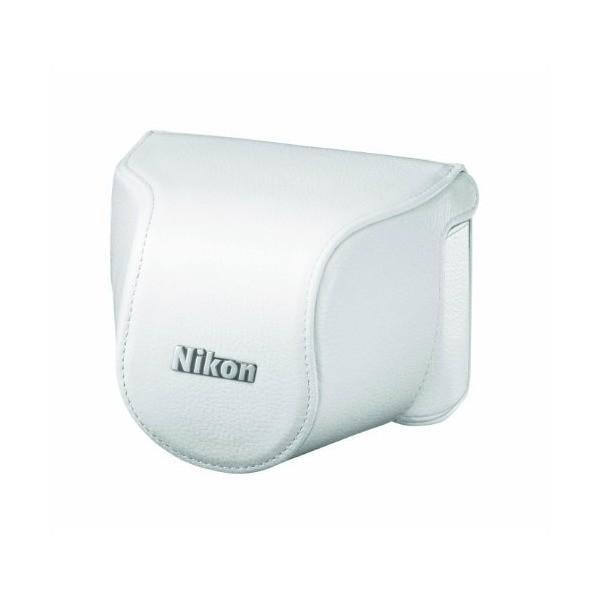 Nikon 一眼カメラケース ホワイト CB-N2000SB WH