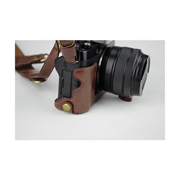 Fujifilm Fuji 富士 PEN X-T100 XT100 X T100 カメラ バッグ カメラ ケース、WDMART 手で作った最高級のp
