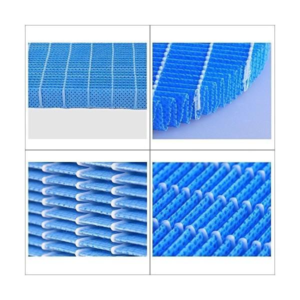 YFLY 加湿空気清浄機 交換用加湿フィルター 加湿機能 防菌 防カビ 適応 FZY80MF (3枚)