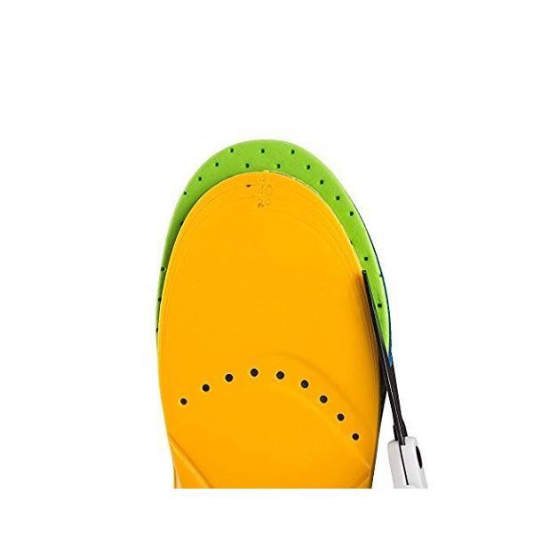 インソール 扁平足 矯正 アーチサポーター 足底筋膜炎 土踏まずサポーター 疲れにくい 中敷きクッション 衝撃吸収 О脚・脚矯正インソール 足裏サ
