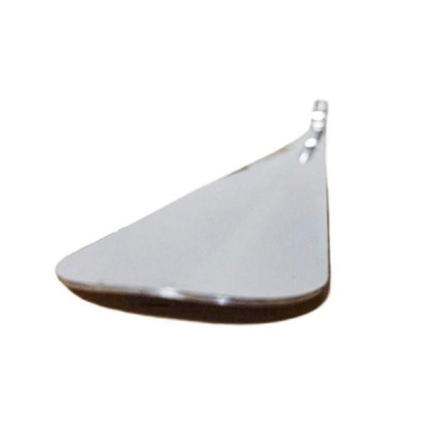 JOSS 金属製 靴ベラ ロングタイプ 丁度いい 長さ 立ったまま 履ける 靴べら シューホーン (68cm)