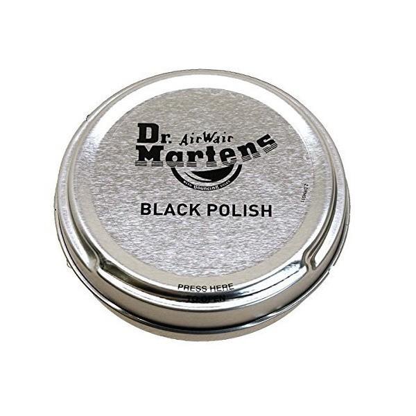 [ドクターマーチン] Dr.Martens SHOE POLISH シューポリッシュ ワックス AC028001 【BLACK】