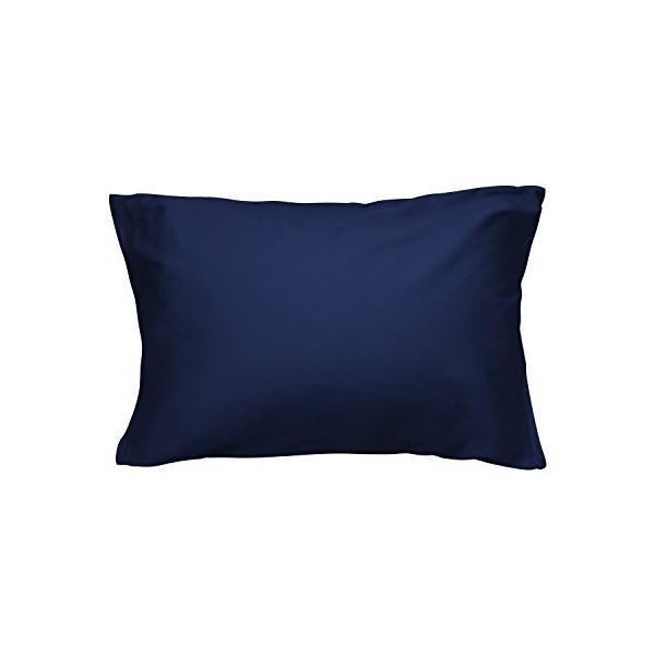 枕カバー 高級綿100% サテン織り 300本高密度生地 防ダニ 抗菌 防臭 ホテル品質 封筒式 滑らか 柔らかい ピローケース 選べる9色 4サイ|mekoda-store
