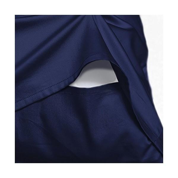 枕カバー 高級綿100% サテン織り 300本高密度生地 防ダニ 抗菌 防臭 ホテル品質 封筒式 滑らか 柔らかい ピローケース 選べる9色 4サイ|mekoda-store|06