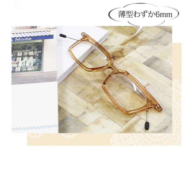 【マツコの知らない世界】で紹介!栞 SHIORI 老眼鏡 リーディンググラス PCグラス【オリジナルケース付】父の日に[送料無料]※一部地域送料別途|melanin-shop|04