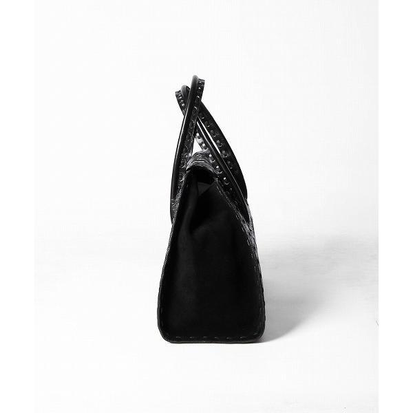 GRACE CONTINENTAL/グレースコンチネンタルのカービングバッグ Violeta