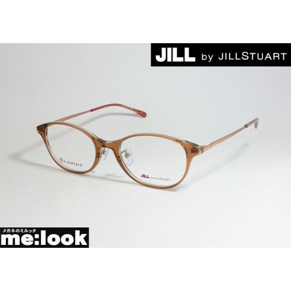 JILL by JILL STUART ジルスチュアート レディース 眼鏡 メガネ フレーム 02-0066-2 サイズ49 ブラウン
