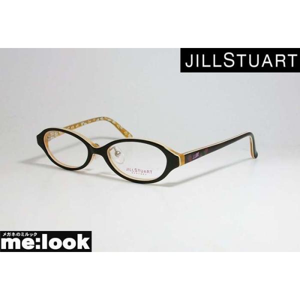 JILL STUART ジルスチュアート Jr ジュニア 子供用 眼鏡 メガネ フレーム 04-0013-3 サイズ44 ダークブラウン/ベージュ