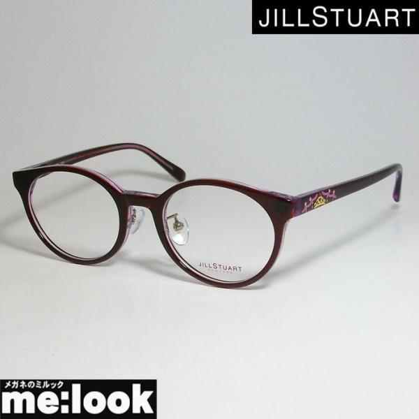 JILL STUART ジルスチュアート Jr ジュニア 子供用 眼鏡 メガネ フレーム 04-0046-2 サイズ45 パープル