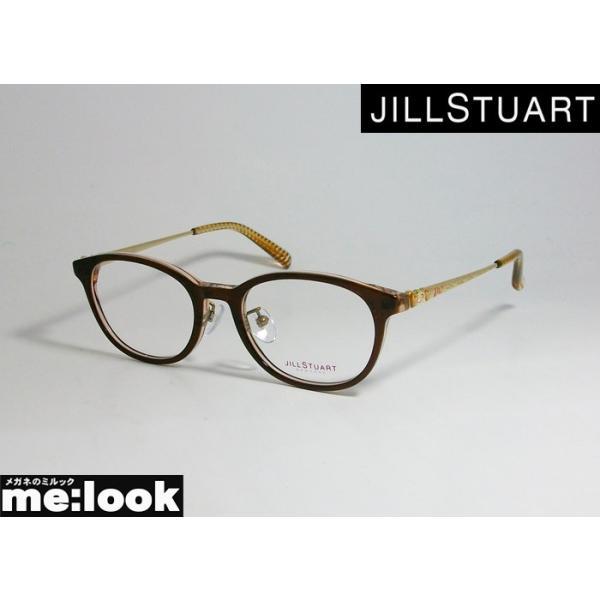 JILL STUART ジルスチュアート Jr ジュニア 子供用 眼鏡 メガネ フレーム 04-0048-1 サイズ45 ブラウン