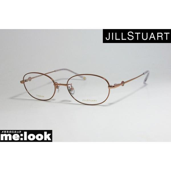 JILL STUART ジルスチュアート レディース 眼鏡 メガネ フレーム 05-3001-3 サイズ50 ブラウン