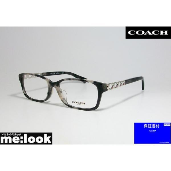 COACH コーチ レディース 眼鏡 メガネ フレーム HC6148F-5591-54 度付可 グレイトータス