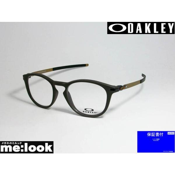 OAKLEY オークリー OX8105-0950 眼鏡 メガネ フレーム PITCHMAN R ピッチマンR 度付可 Flint フリント