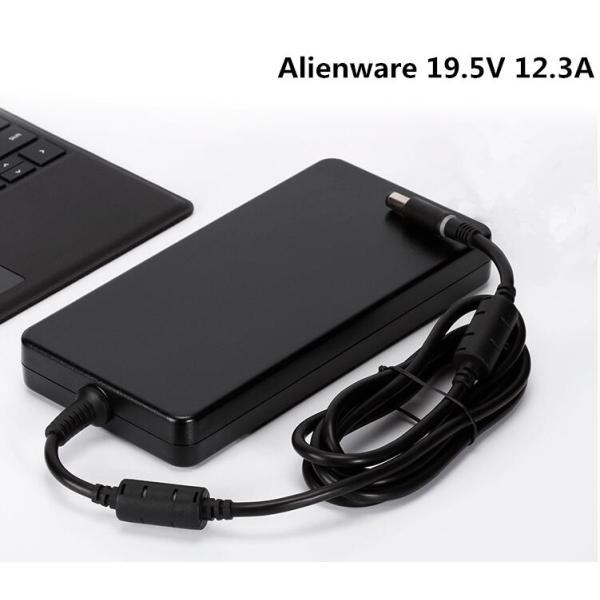純正新品 DELL Alienware M15X M17X M18X R2 R3 R4 M4600 M6600用ACアダプター 19.5V 12.3A 240W ノートパソコンADP-240AB D充電器★電源