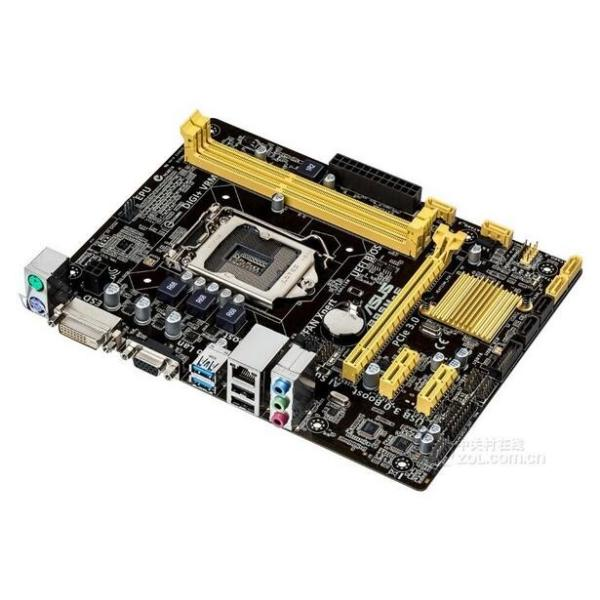 新品 Asus B85M-F Intel B85 マザーボードLGA 1150コンピュータ パーツ2×DDR3 PCパーツMicro ATX動作確認済|melville|02