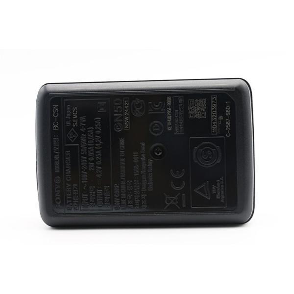 新品 SONY ソニー BC-CSN バッテリーチャージャー NP-BN・NP-BN1対応充電池充電器(ACコードタイプ)