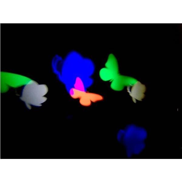 レーザーランプ クリスマス ハロウィン イルミネーション 芝生室外庭用投影ライト 12種パターン交換可能 LEDランプ ステージランプ 照明 雰囲気 防水投影ランプ|melville|07