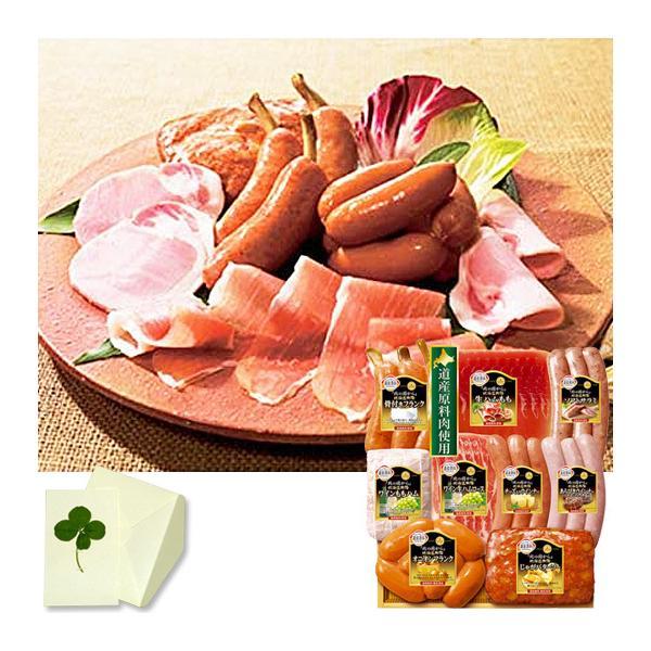 お中元 2021 ハム ソーセージ ギフト 丸大食品 【北の国から】北海道物語 内祝い お祝い 誕生祝 御礼 71124