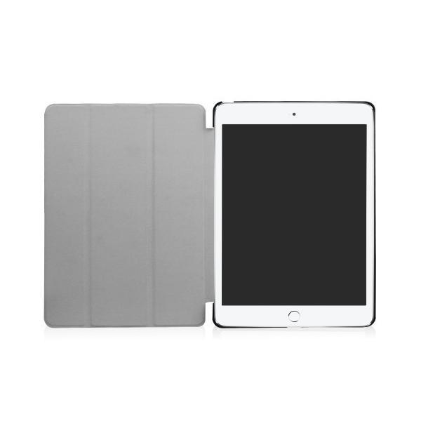 iPad 2017 レザーケース グリーン 液晶保護フィルム付き アイパッド2017 カバー 手帳型スタンド機能|memon-leather|04