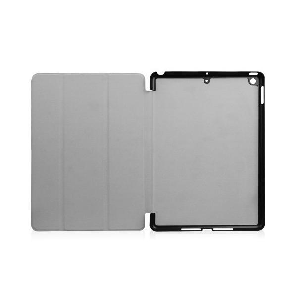 iPad 2017 レザーケース グリーン 液晶保護フィルム付き アイパッド2017 カバー 手帳型スタンド機能|memon-leather|05