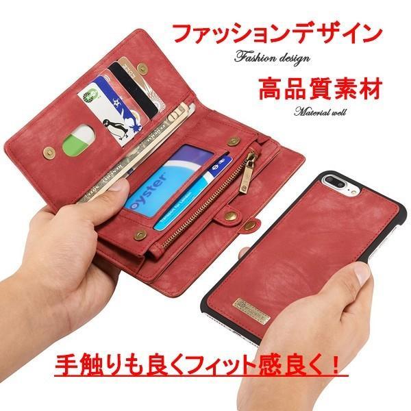 新型財布式 iPhoneXs Max ケース マックス iPhoneX ケース iPhoneXS ケース iPhoneXR ケース iPhone7 iPhone8 plus スマホケース Galaxy Huawei|memon-leather|03
