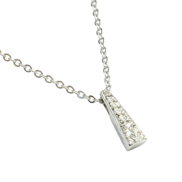 [遺骨ペンダント・樹脂タイプ完全防水] LP03-P (Pt900) ダイヤモンドパヴェ