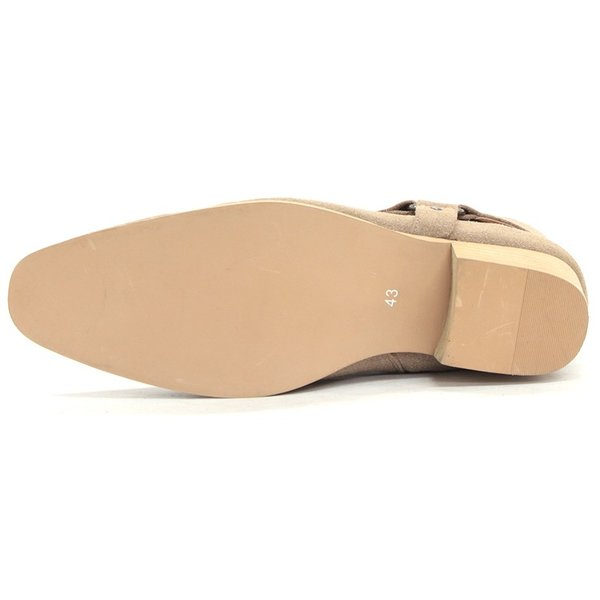 リングブーツ エンジニア レザー スェード 紳士靴 メンズ ロング ビター系 BITTER 大人 上品 キレイめ|mens-sanei|07