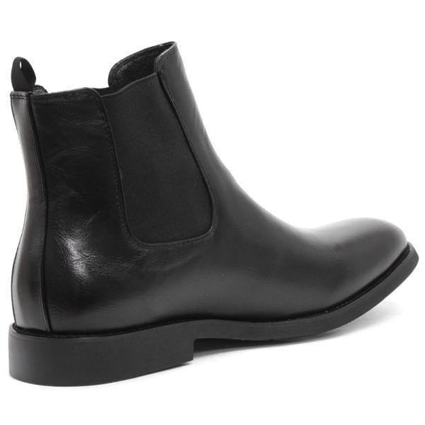 サイドゴアブーツ メンズ 紳士靴 カジュアル 対象商品2足の購入で8000円(税別) mens-sanei 04