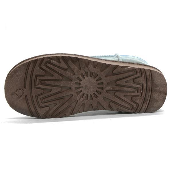 ムートンブーツ ショートブーツ ムートン メンズ 靴 冬 ボア ファー カジュアル シューズ スウェード 対象商品2足の購入で3600円(税別)|mens-sanei|14