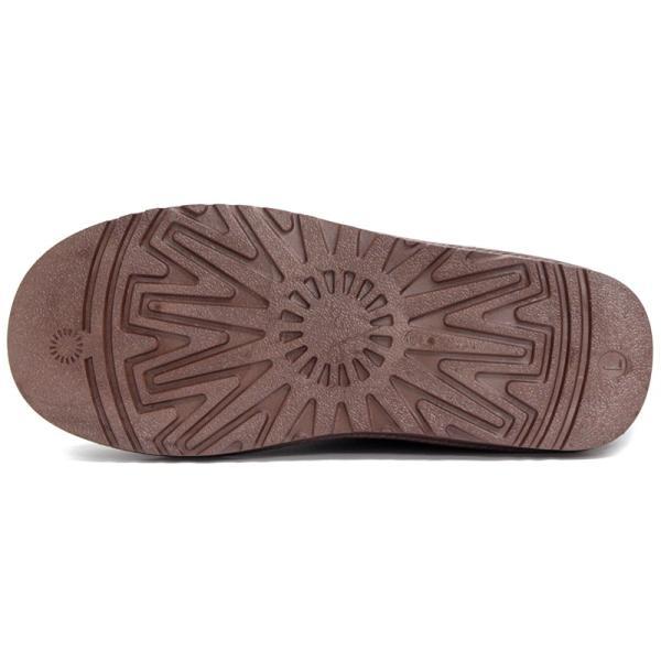 ムートンブーツ ショートブーツ ムートン メンズ 靴 冬 ボア ファー カジュアル シューズ スウェード 対象商品2足の購入で3600円(税別)|mens-sanei|08