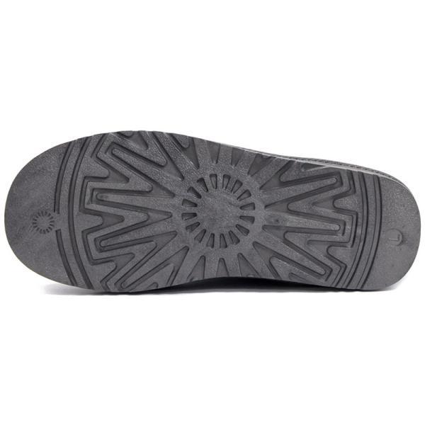 ムートンブーツ ショートブーツ ムートン メンズ 靴 冬 ボア ファー カジュアル シューズ スウェード 対象商品2足の購入で3600円(税別)|mens-sanei|10