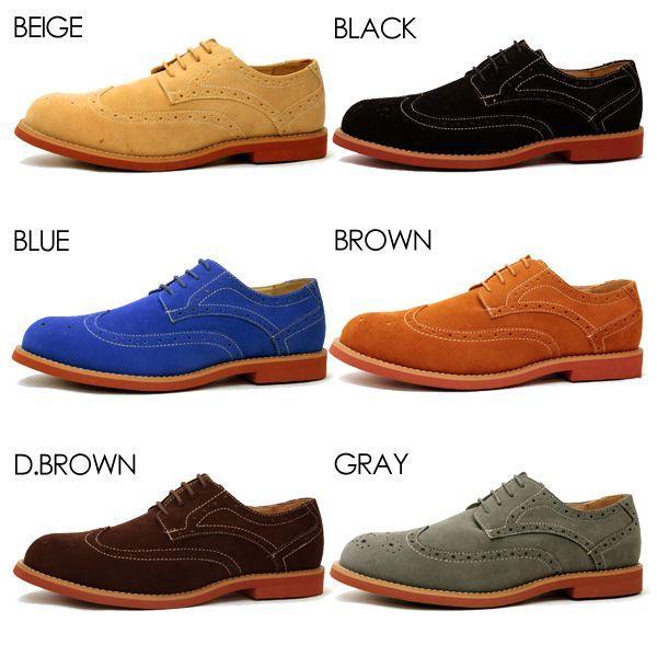 レンガソール ウィングチップ シューズ メンズ カジュアル シューズ 靴 短靴|mens-sanei|02