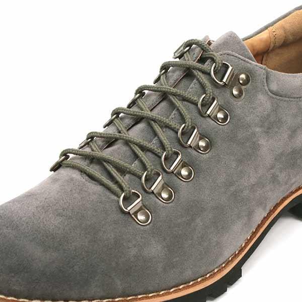 マウンテンブーツ メンズ 靴 ショート 短靴 カジュアル シューズ スウェード レザー|mens-sanei|11
