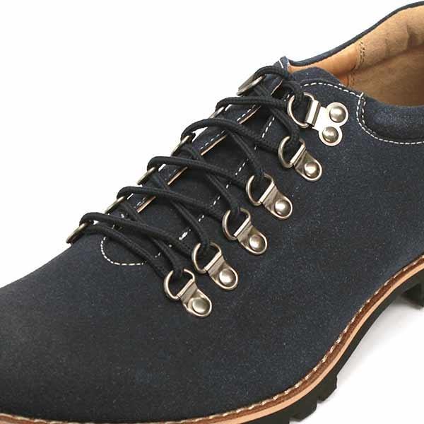 マウンテンブーツ メンズ 靴 ショート 短靴 カジュアル シューズ スウェード レザー|mens-sanei|12