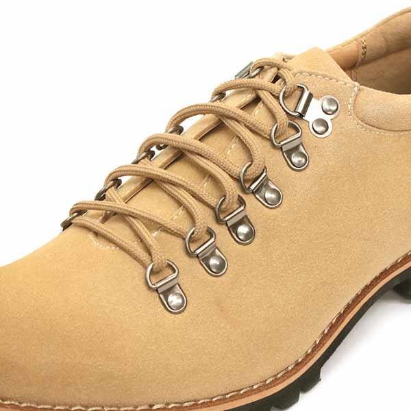 マウンテンブーツ メンズ 靴 ショート 短靴 カジュアル シューズ スウェード レザー|mens-sanei|04