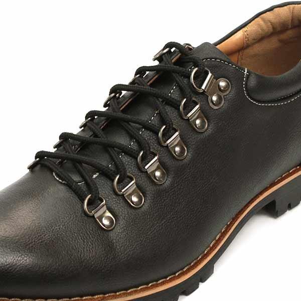 マウンテンブーツ メンズ 靴 ショート 短靴 カジュアル シューズ スウェード レザー|mens-sanei|05