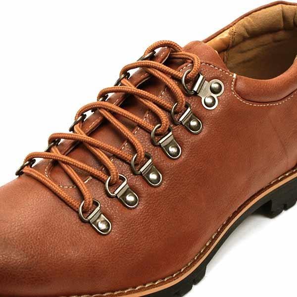 マウンテンブーツ メンズ 靴 ショート 短靴 カジュアル シューズ スウェード レザー|mens-sanei|07