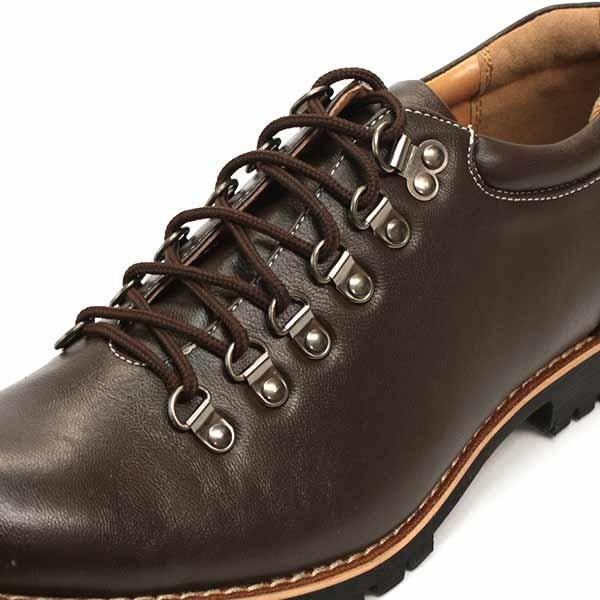 マウンテンブーツ メンズ 靴 ショート 短靴 カジュアル シューズ スウェード レザー|mens-sanei|10