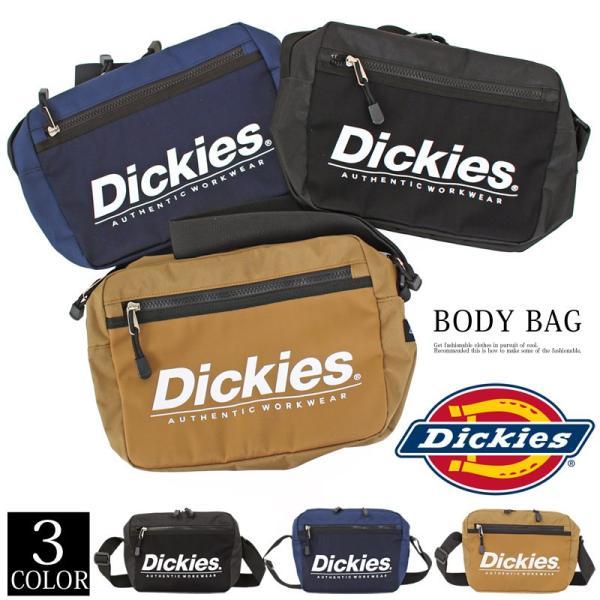 Dickies ディッキーズ ボディバッグ メンズ ウエストバッグ ボディーバッグ ミニショルダーバッグ 斜めがけ ブランド かばん カバン 鞄 ゆうパケ送料300円|menscasual|02
