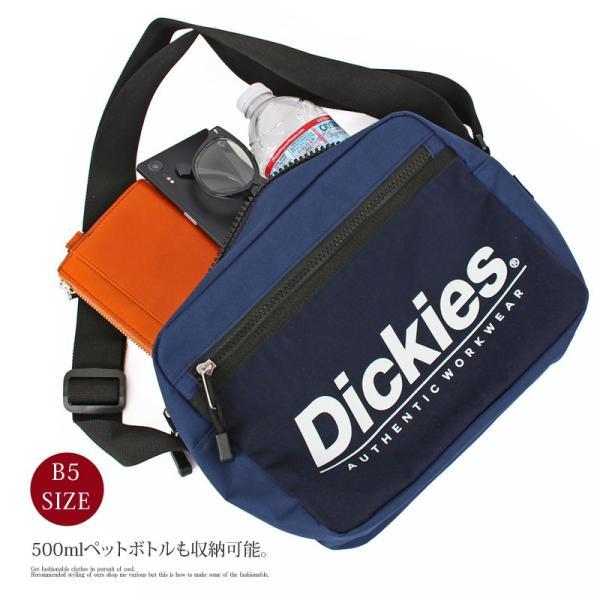 Dickies ディッキーズ ボディバッグ メンズ ウエストバッグ ボディーバッグ ミニショルダーバッグ 斜めがけ ブランド かばん カバン 鞄 ゆうパケ送料300円|menscasual|03