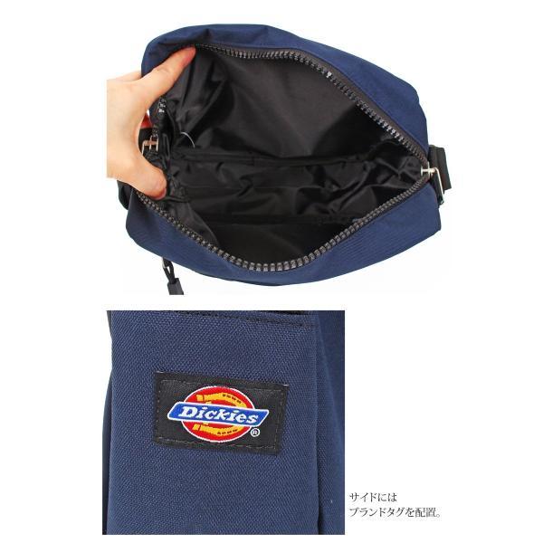 Dickies ディッキーズ ボディバッグ メンズ ウエストバッグ ボディーバッグ ミニショルダーバッグ 斜めがけ ブランド かばん カバン 鞄 ゆうパケ送料300円|menscasual|05