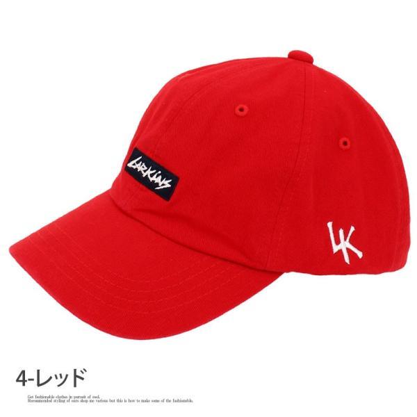 キャップ メンズ 帽子 ベースボールキャップ ローキャップ LARKINS ラーキンス 無地 コットン 綿 刺繍 ロゴ 文字 ゴルフ 野球帽 ブランド 男女兼用 ユニセックス|menscasual|11