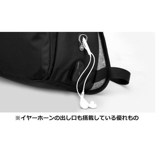 リュックサック 盗難防止 デイパック バッグパック メンズ リュック 男女兼用 バッグで携帯充電 USBポート搭載