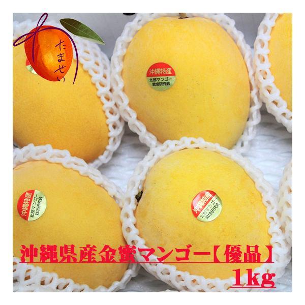 優品 金蜜マンゴー 約1kg(2~4個)新種稀少マンゴー はちみつのような深い味 発送7月中頃〜8月下旬
