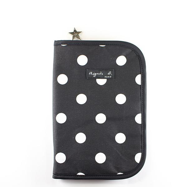 アニエスベー アンファン 母子手帳 ケース agnes b. ENFANT|menstyle|02