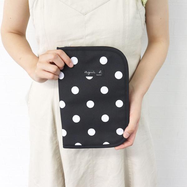 アニエスベー アンファン 母子手帳 ケース agnes b. ENFANT|menstyle|05