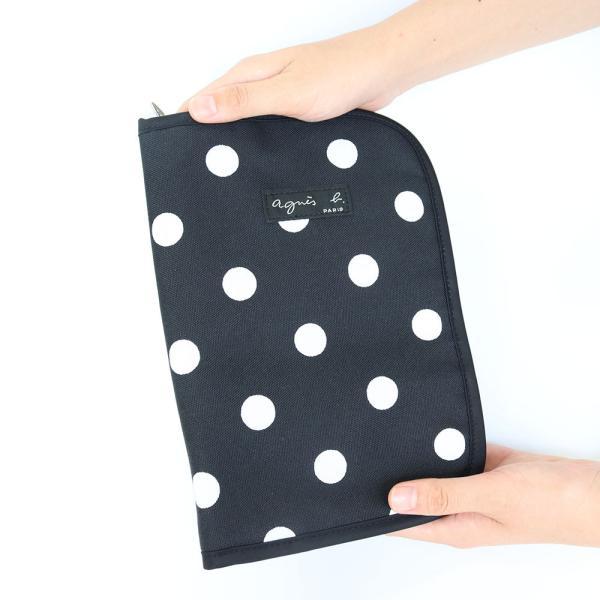 アニエスベー アンファン 母子手帳 ケース agnes b. ENFANT|menstyle|06