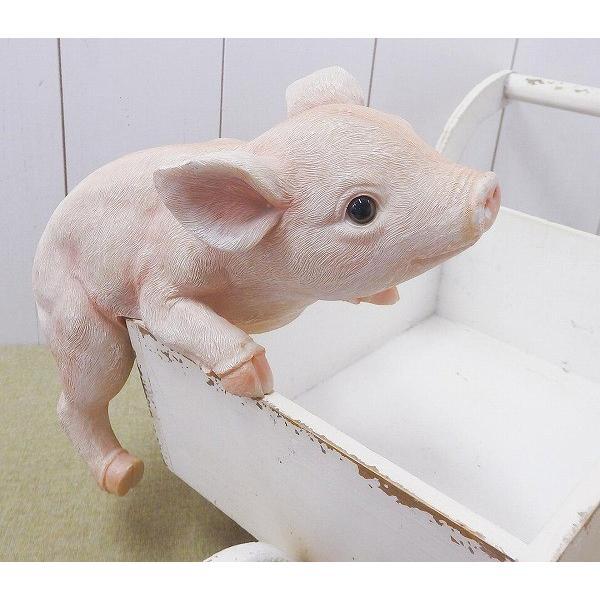 RoomClip商品情報 - チアフルフレンズ こぶたのビフ ぶた ブタ 豚 pig 置物 小物 オブジェ